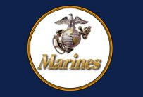 Marines badge