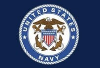 U.S. Navy badge
