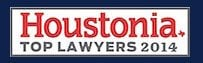 Houstonia - Top Lawyers 2014