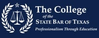 The College of the State Bar of Texas logo